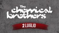 The Chemical Brothers a Roma il 2 luglio 2015 all'Ippodromo delle Capannelle per il Rock in Roma 2015