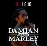 Damian Jr. Gong Marley il 1 Luglio 2015