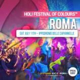Holi Festival Of Colours 2015 Roma l'11 luglio all'Ippodromo delle Capannelle
