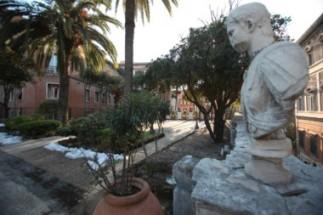 Il Giardino Pensile di Palazzo Barberini (foto: Ministero della Difesa)
