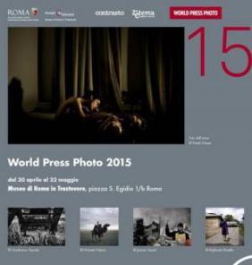 World Press Photo 2015 al Museo di Roma in Trastevere dal 30 aprile al 22 maggio 2015