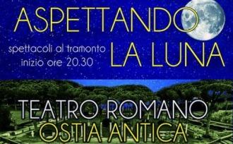 Teatro Romano di Ostia Antica: dal 9 luglio al 6 agosto 2015 Giorgio Albertazzi, Barbara De Rossi, e altri ancora per riportare il teatro latino e greco nella sua cornice naturale