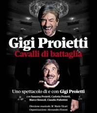 Gigi Proietti a Capodanno a Roma con Cavalli di battaglia: il 31 dicembre 2015 all'Auditorium Parco della Musica