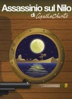 Assassinio sul Nilo di Agatha Christie il 31 dicembre 2015 al Teatro Vittoria