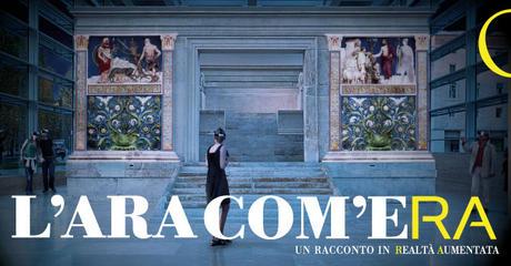 L'Ara com'era: un racconto in realtà aumentata del Museo dell'Ara Pacis dal 14 ottobre 2016 al 30 ottobre 2017