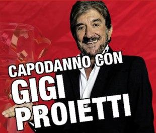 Capodanno con Gigi Proietti: il 31 dicembre 2016 a Roma all'Auditorium Parco della Musica