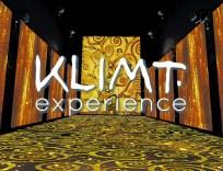 Klimt Experience: dal 10 febbraio 2018 a Roma la mostra multimediale e interattiva dedicata a Gustav Klimt