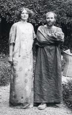 Emilie Flöge, la moglie e musa di Gustav Klimt
