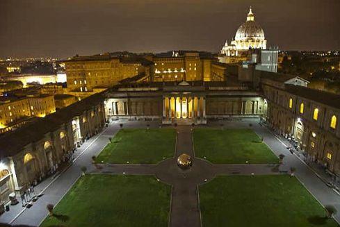 Apertura straordinaria serale dei Musei Vaticani dal 20 aprile al 26 ottobre 2018Apertura straordinaria serale dei Musei Vaticani dal 20 aprile al 26 ottobre 2018