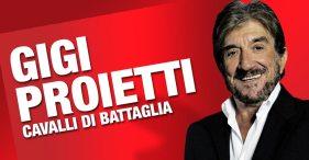 Capodanno con Gigi Proietti: Cavalli di Battaglia all'Auditorium Parco della Musica il 31 dicembre 2018