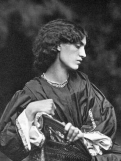 Jane Burden, la musa dei Preraffaelliti