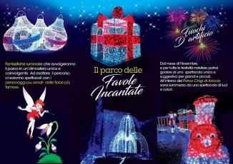 Il Parco delle Favole Incantate: ad Ariccia il festival delle luminarie 2018