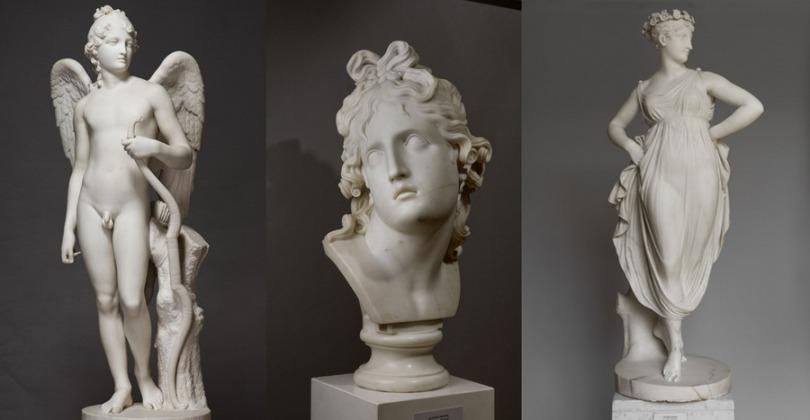Canova. Eterna bellezza in mostra a Roma dal 9 ottobre 2019 al 15 marzo 2020 a Palazzo Braschi Museo di Roma