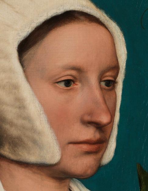 Hans Holbein, La dama con lo scoiattolo in mostra a Roma alla Galleria Barberini ad ottobre 2020