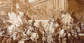 Napoleone e l'archeologia in mostra a Roma dal 1° ottobre 2020 al 10 marzo 2021 ai Mercati di Traiano Museo dei Fori Imperiali